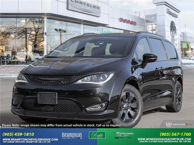 2020 Chrysler Pacifica Hybrid Limited (Stk: 21221) in Brampton - Image 1 of 23