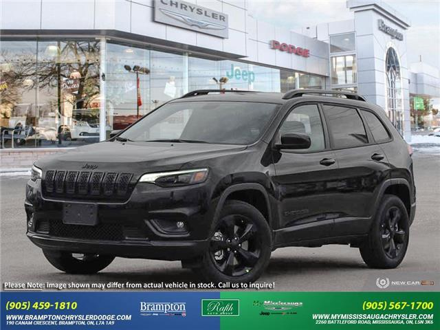 2021 Jeep Cherokee Altitude (Stk: 21115) in Brampton - Image 1 of 23