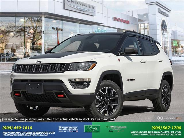 2021 Jeep Compass Trailhawk (Stk: 21374) in Brampton - Image 1 of 23