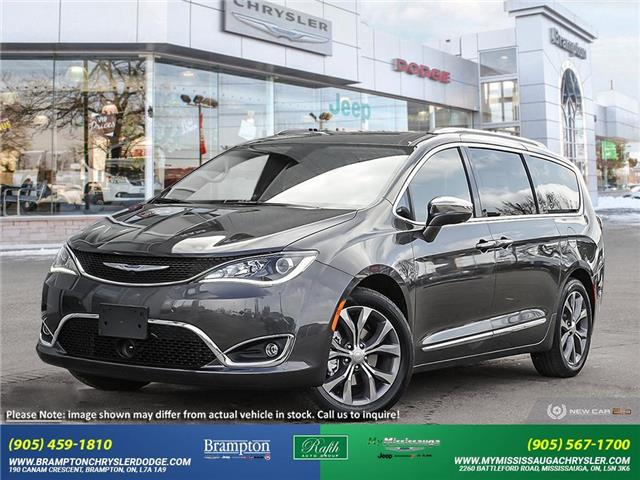 2021 Chrysler Pacifica Limited (Stk: 21370) in Brampton - Image 1 of 23
