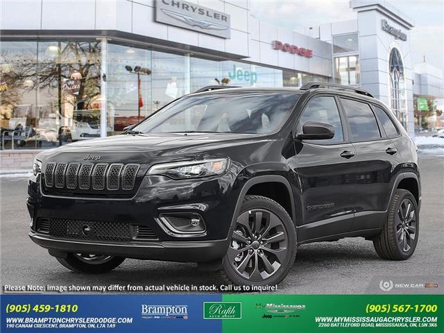 2021 Jeep Cherokee North (Stk: 21186) in Brampton - Image 1 of 23