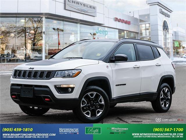 2018 Jeep Compass Trailhawk (Stk: 13899) in Brampton - Image 1 of 30
