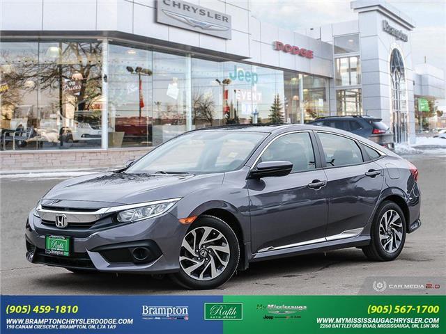 2018 Honda Civic EX (Stk: 13925) in Brampton - Image 1 of 30