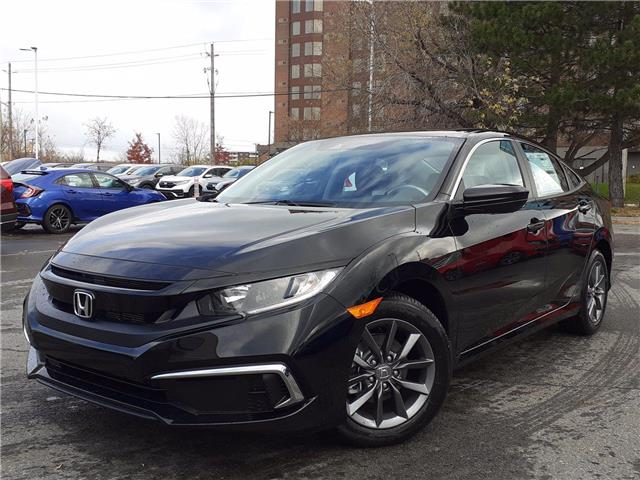 2021 Honda Civic EX (Stk: 21-0110) in Ottawa - Image 1 of 26