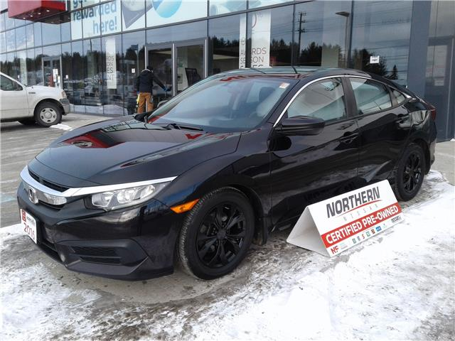 2016 Honda Civic LX (Stk: 11662A) in Sudbury - Image 1 of 11