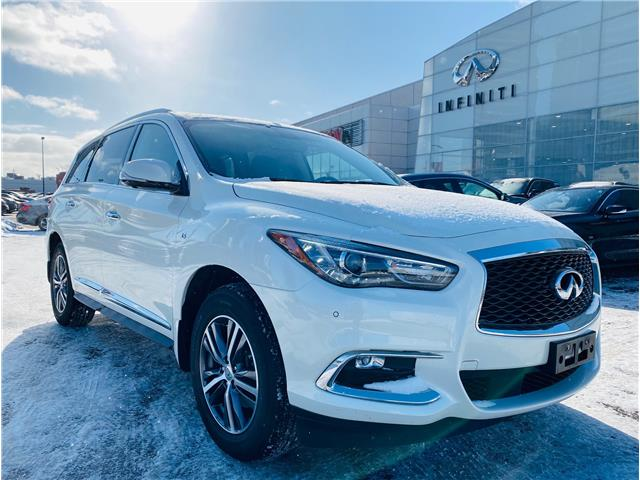 2017 Infiniti QX60  (Stk: N1443A) in Thornhill - Image 1 of 21