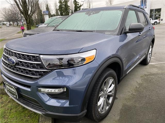 2021 Ford Explorer XLT (Stk: 216519) in Vancouver - Image 1 of 6