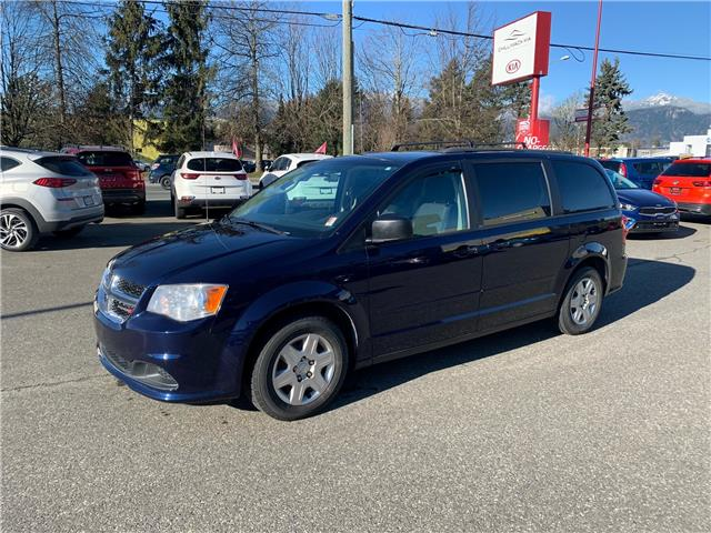 2013 Dodge Grand Caravan SE/SXT (Stk: K21-0007A) in Chilliwack - Image 1 of 4