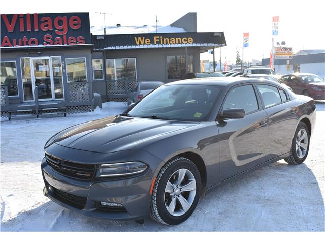 2017 Dodge Charger SXT (Stk: T38200) in Saskatoon - Image 1 of 20