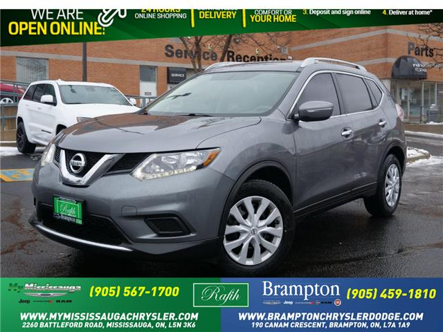 2014 Nissan Rogue S (Stk: 1271) in Mississauga - Image 1 of 22
