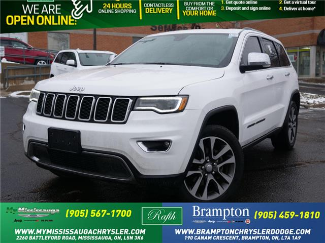 2018 Jeep Grand Cherokee Limited (Stk: 1269) in Mississauga - Image 1 of 23