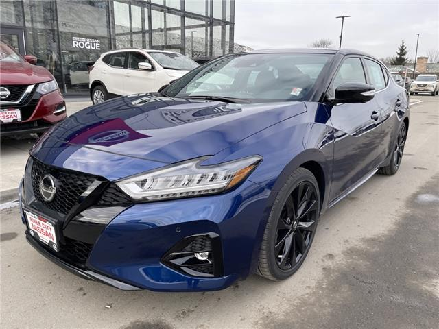 2021 Nissan Maxima SR (Stk: C21011) in Kamloops - Image 1 of 31