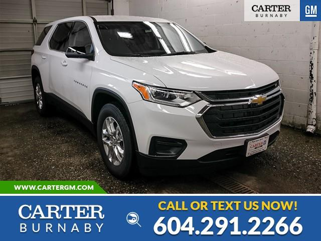 2021 Chevrolet Traverse LS (Stk: Y1-23080) in Burnaby - Image 1 of 11