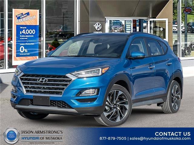 2021 Hyundai Tucson Ultimate (Stk: 121-117) in Huntsville - Image 1 of 23