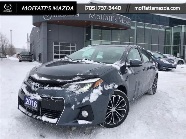 2016 Toyota Corolla CE (Stk: 28569) in Barrie - Image 1 of 18