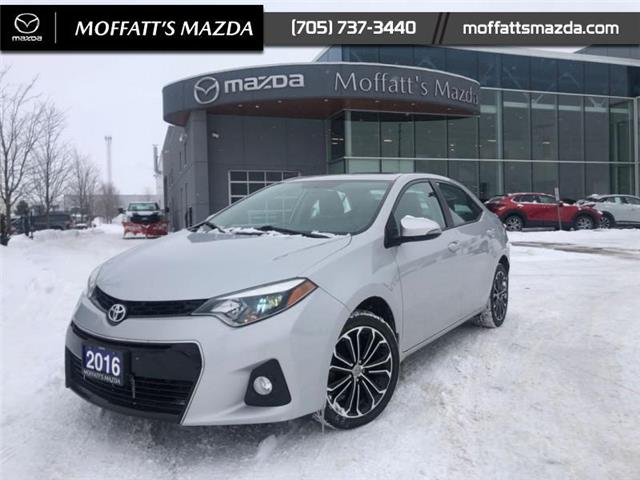 2016 Toyota Corolla S (Stk: 28662) in Barrie - Image 1 of 17