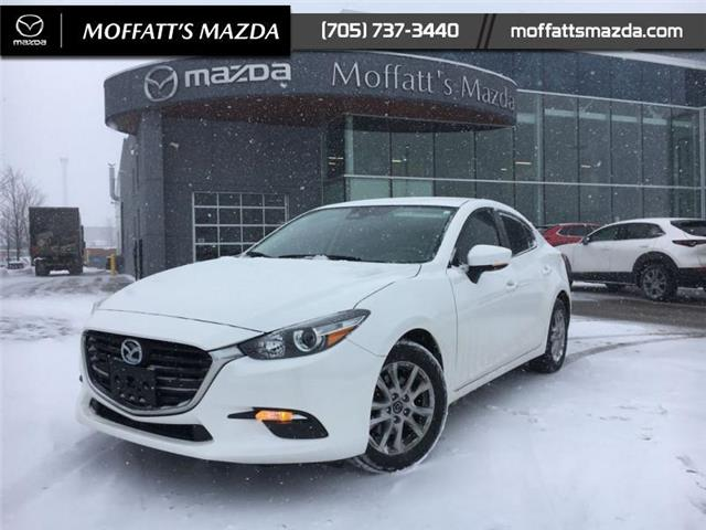 2018 Mazda Mazda3 SE (Stk: 28878) in Barrie - Image 1 of 20