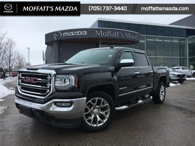 2018 GMC Sierra 1500 SLT (Stk: 28879) in Barrie - Image 1 of 24
