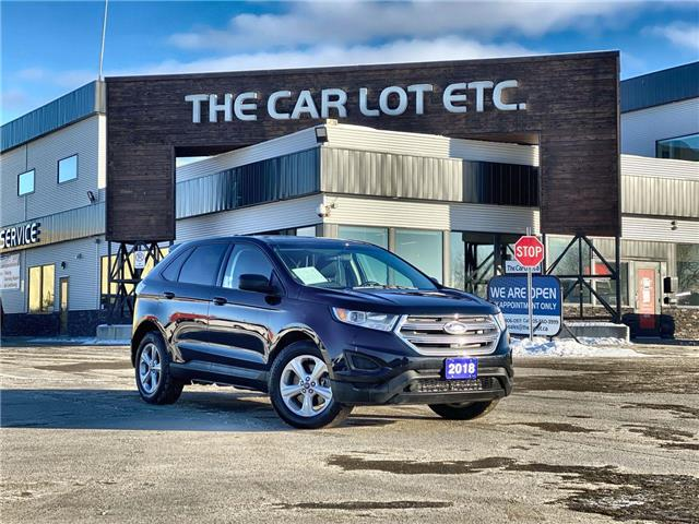 2018 Ford Edge SE (Stk: 20702) in Sudbury - Image 1 of 25