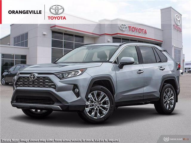 2021 Toyota RAV4 Limited (Stk: 21214) in Orangeville - Image 1 of 23