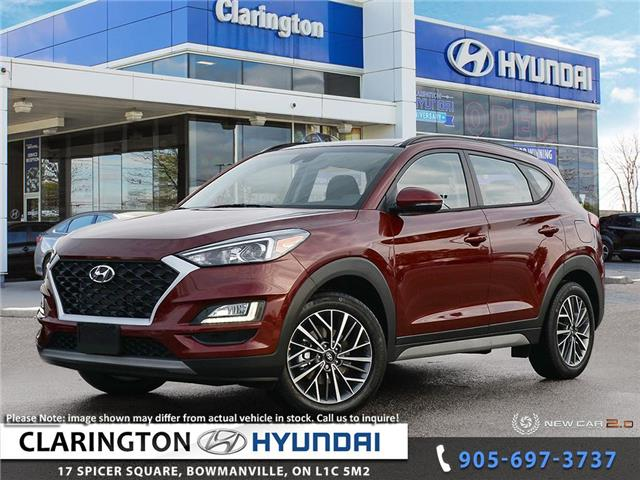 2021 Hyundai Tucson Preferred w/Trend Package (Stk: 20974) in Clarington - Image 1 of 24
