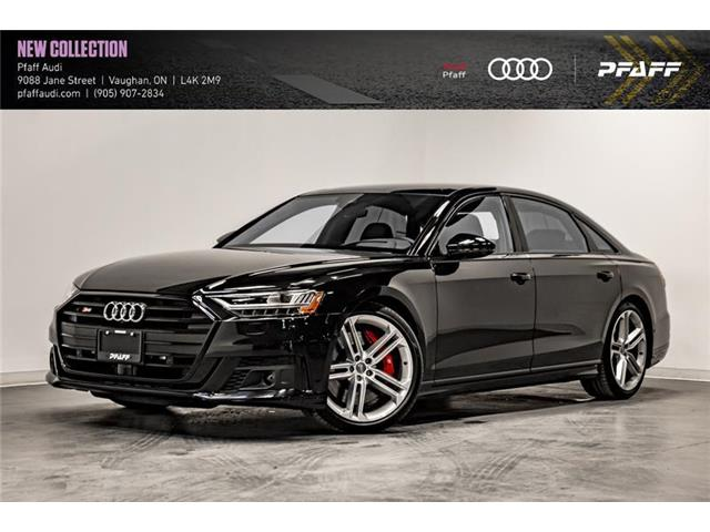 2021 Audi S8 L 4.0T (Stk: T19036) in Vaughan - Image 1 of 21