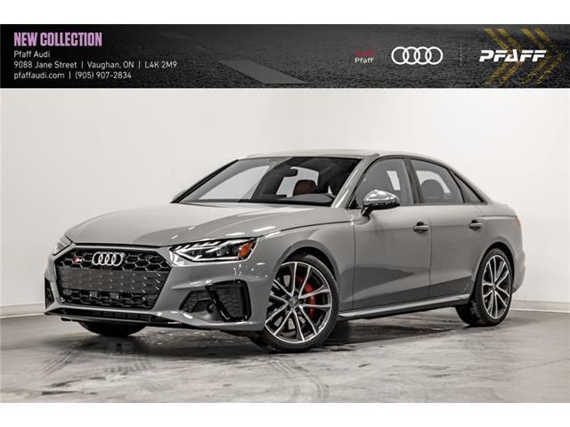 2021 Audi S4 3.0T Technik (Stk: T19214) in Vaughan - Image 1 of 21