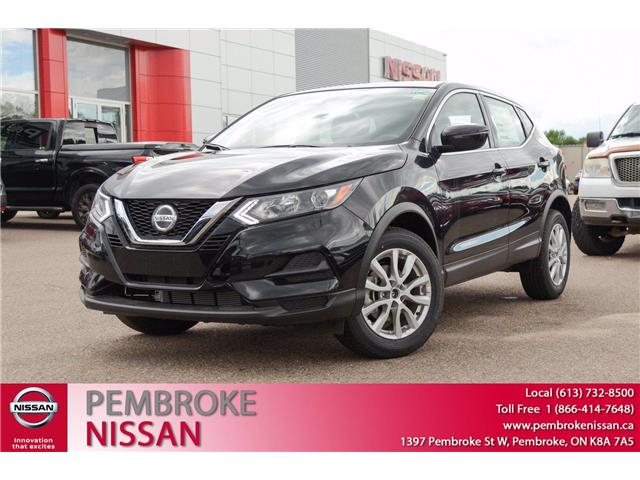 2020 Nissan Qashqai S (Stk: 20138) in Pembroke - Image 1 of 24
