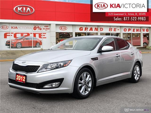 2012 Kia Optima EX (Stk: A1648A) in Victoria - Image 1 of 25
