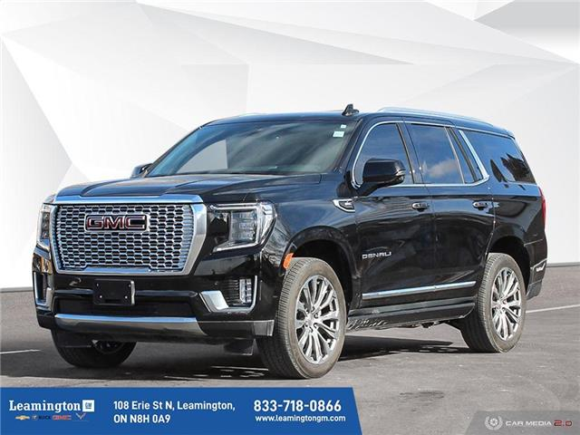 2021 GMC Yukon Denali (Stk: U4637) in Leamington - Image 1 of 30