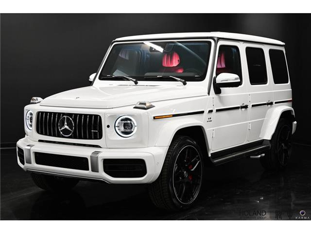 2021 Mercedes-Benz AMG G 63 Base (Stk: w1nyc7) in Montreal - Image 1 of 30