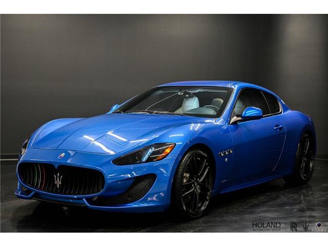 2016 Maserati GranTurismo  (Stk: ZAM45V) in Montreal - Image 1 of 30