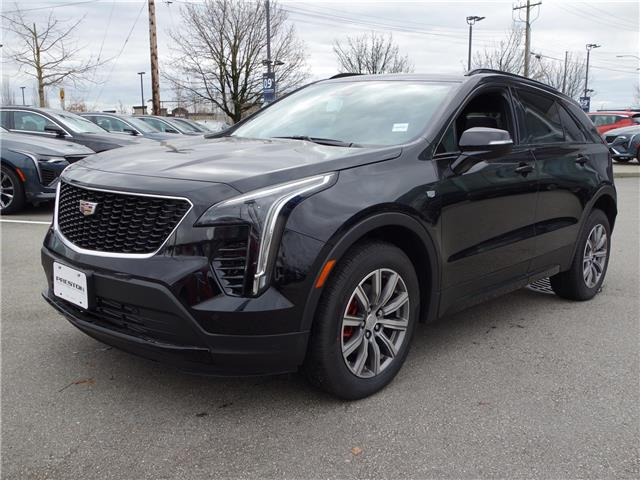 2021 Cadillac XT4 Sport (Stk: 1203220) in Langley City - Image 1 of 6