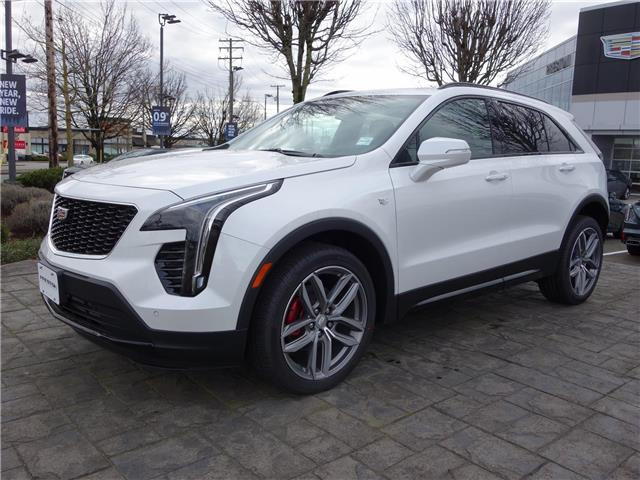 2021 Cadillac XT4 Sport (Stk: 1203230) in Langley City - Image 1 of 6
