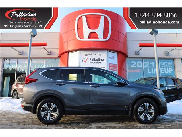 2018 Honda CR-V LX (Stk: U9877) in Sudbury - Image 1 of 33