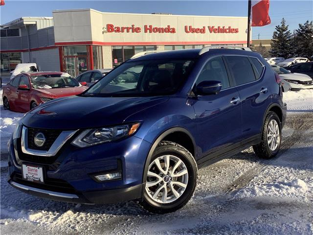 2018 Nissan Rogue SL (Stk: U18230) in Barrie - Image 1 of 28