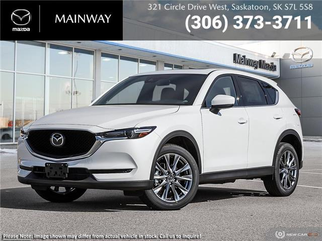2021 Mazda CX-5 Signature (Stk: M21074) in Saskatoon - Image 1 of 23