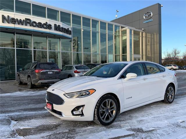 2019 Ford Fusion Hybrid Titanium (Stk: 14592) in Newmarket - Image 1 of 30