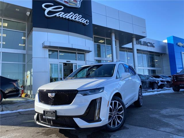2021 Cadillac XT6 Sport (Stk: Z163689) in Newmarket - Image 1 of 27