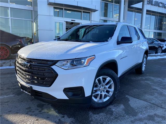 2021 Chevrolet Traverse LT Cloth (Stk: J121772) in Newmarket - Image 1 of 28