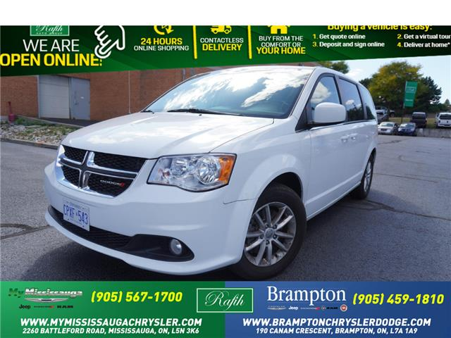 2019 Dodge Grand Caravan CVP/SXT (Stk: 20CV4910A) in Mississauga - Image 1 of 13