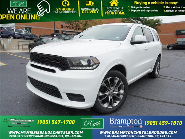 2020 Dodge Durango GT (Stk: 1125) in Mississauga - Image 1 of 30