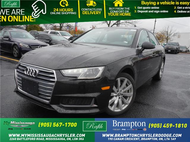 2019 Audi A4 45 Komfort (Stk: 1200) in Mississauga - Image 1 of 21