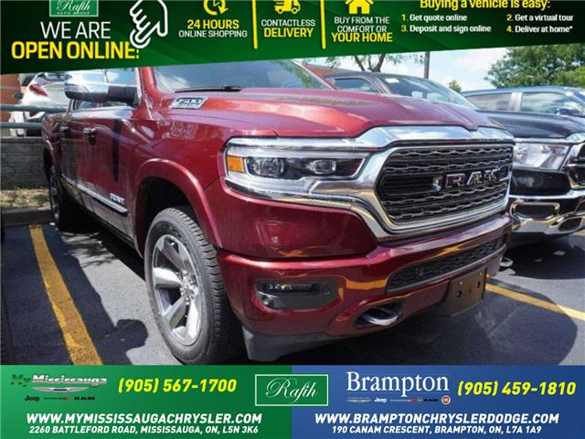 2020 RAM 1500 Limited (Stk: 20RM8572) in Mississauga - Image 1 of 8
