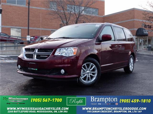2020 Dodge Grand Caravan Premium Plus (Stk: 20070) in Mississauga - Image 1 of 6