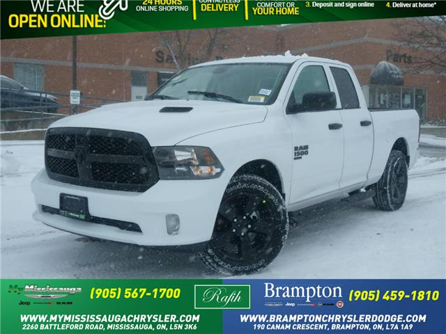 2021 RAM 1500 Classic Tradesman (Stk: 21217) in Mississauga - Image 1 of 6
