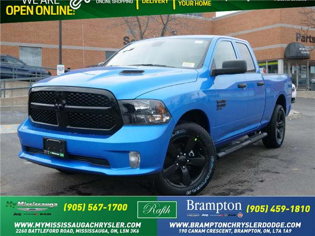 2021 RAM 1500 Classic Tradesman (Stk: 21195) in Mississauga - Image 1 of 6