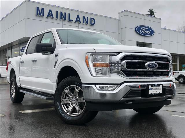 2021 Ford F-150 XLT (Stk: 21F13856) in Vancouver - Image 1 of 30