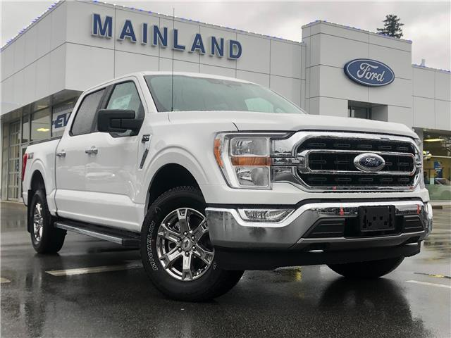 2021 Ford F-150 XLT (Stk: 21F16782) in Vancouver - Image 1 of 30