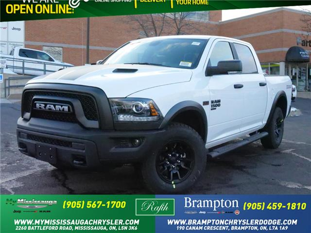 2021 RAM 1500 Classic SLT (Stk: 21163) in Mississauga - Image 1 of 6